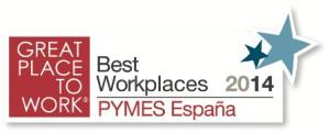Pymes España bestworkplaces 2014